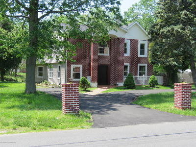 Single Family Home For Sale: 719 Wayside Road