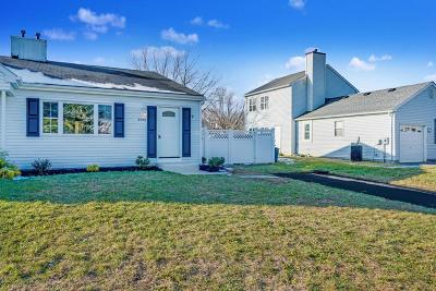 Toms River Single Family Home For Sale: 3290 Mystic Port Place