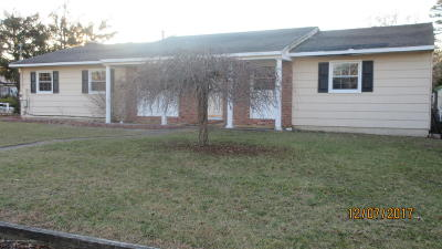 Toms River Single Family Home For Sale: 86 13th Street