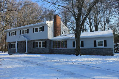 Holmdel Single Family Home For Sale: 10 Overlook Drive