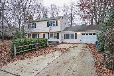 Red Bank Single Family Home For Sale: 9 Cherry Street