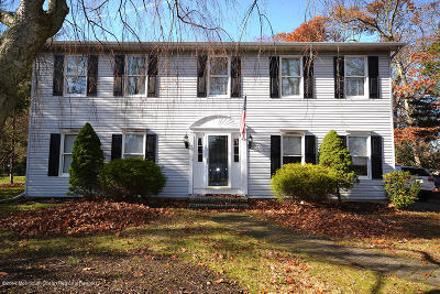 Sea Girt Single Family Home For Sale: 2131 Old Mill Road