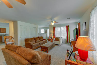 Neptune City, Neptune Township Condo/Townhouse For Sale: 107 Whitesville Road #2