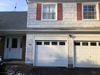 Freehold Single Family Home Under Contract: 63 Woodcrest Drive