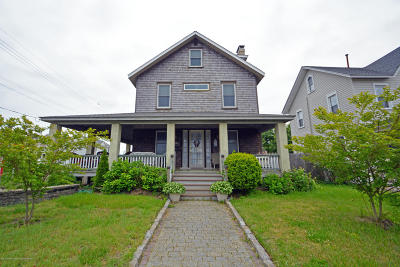 Point Pleasant Beach Single Family Home For Sale: 100 Forman Avenue