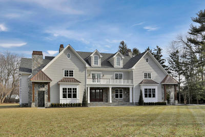 Rumson Single Family Home For Sale: 15 Sailers Way
