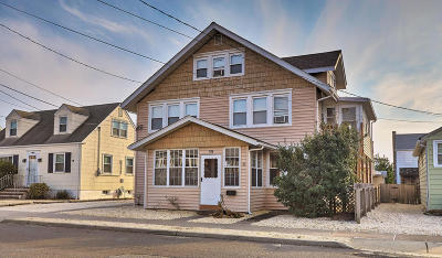 Seaside Park Multi Family Home For Sale: 37 G Street
