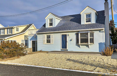 Lavallette Single Family Home For Sale: 22 S Surf