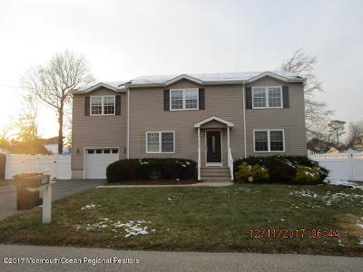 Toms River Single Family Home For Sale: 524 Bash Road