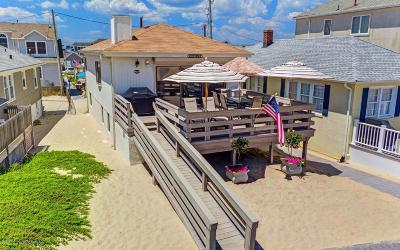 Point Pleasant Beach Single Family Home For Sale: 111 Boardwalk