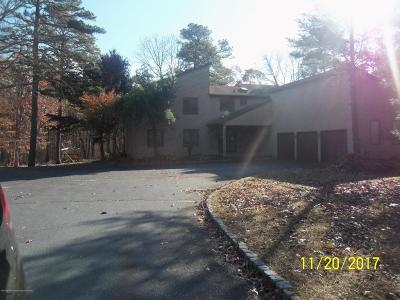 Freehold Single Family Home For Sale: 349 Jackson Mills Road