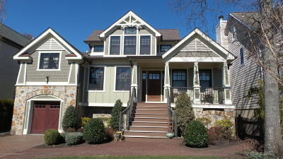 Point Pleasant Single Family Home For Sale: 2121 Evergreen Lane