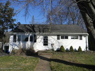 Eatontown Single Family Home For Sale: 21 Kremer Avenue
