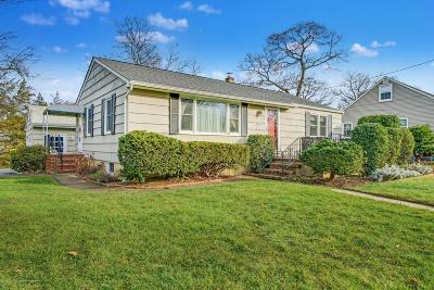Avon-by-the-sea, Belmar, Bradley Beach, Brielle, Manasquan, Spring Lake, Spring Lake Heights Single Family Home For Sale: 1142 Oak Road
