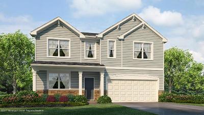 Ocean County Single Family Home For Sale: 43 Savannah Drive
