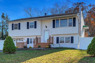 Ocean Single Family Home For Sale: 675 Longview Drive