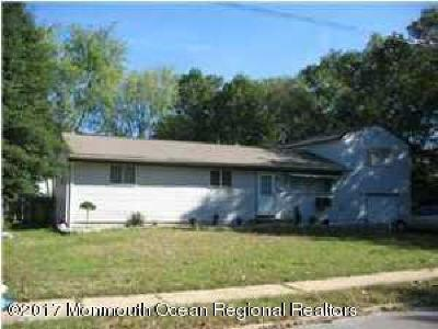 Manchester NJ Single Family Home For Sale: $163,200