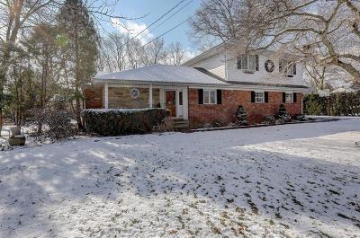 Sea Girt Single Family Home For Sale: 1203 Laurel Avenue