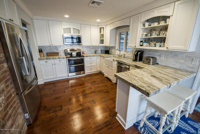 Ocean Single Family Home For Sale: 505 Normandy Drive