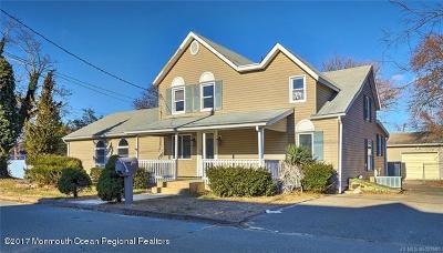 Ocean Single Family Home For Sale: 106 Chestnut Street