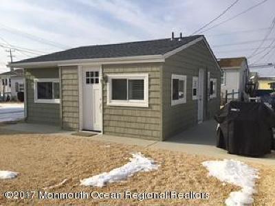 Lavallette Single Family Home For Sale: 32 E Pompano Way