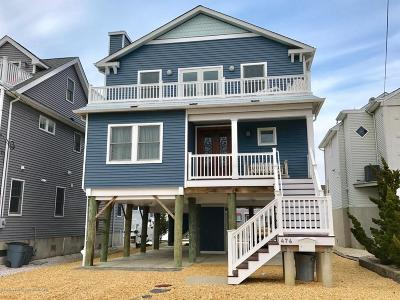 Avon-by-the-sea, Belmar, Bradley Beach, Brielle, Manasquan, Spring Lake, Spring Lake Heights Single Family Home For Sale: 476 Brielle Road