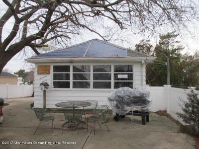 Seaside Park Single Family Home For Sale: 1709 Central Avenue #B