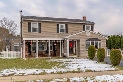 Howell Single Family Home Under Contract: 45 Lorelei Drive