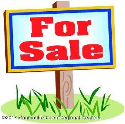 Howell Single Family Home For Sale: 403 Alexander Avenue