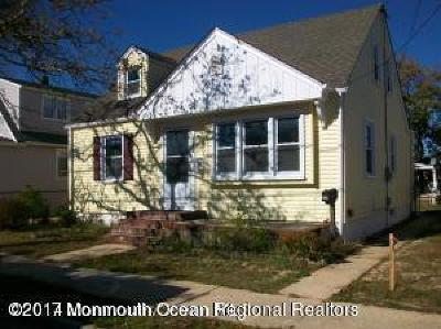 Seaside Heights Multi Family Home For Sale: 240 Fremont Avenue
