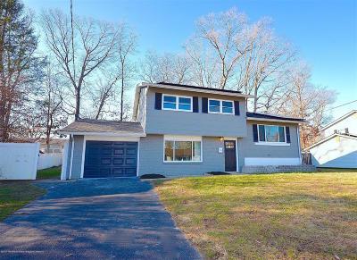 Jackson Single Family Home For Sale: 16 Dartmouth Drive