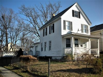 Neptune Township Single Family Home Under Contract: 120 Hamilton Avenue