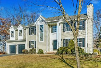Toms River Single Family Home Under Contract: 2025 Brookewood Drive