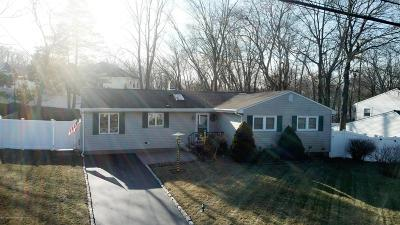 Hazlet Single Family Home For Sale: 9 Knoll Terrace
