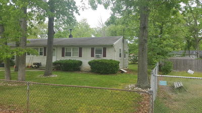 Manchester Single Family Home For Sale: 2636 Midway Avenue