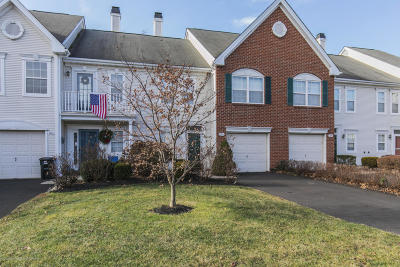 Wall Condo/Townhouse Under Contract: 103 S Manor Court