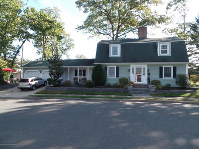 Sea Girt Single Family Home Under Contract: 617 Chicago Boulevard
