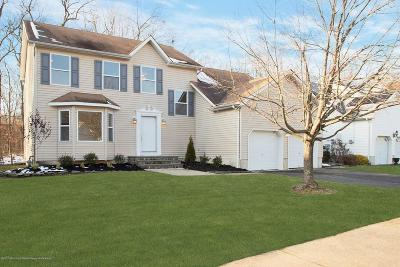 Howell Single Family Home Under Contract: 38 Sally Street