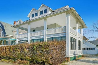 Bay Head Single Family Home For Sale: 615 Main Avenue