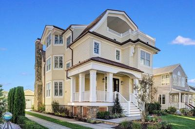 Avon-by-the-sea, Belmar, Bradley Beach, Brielle, Manasquan, Spring Lake, Spring Lake Heights Single Family Home For Sale: 113 Brown Avenue