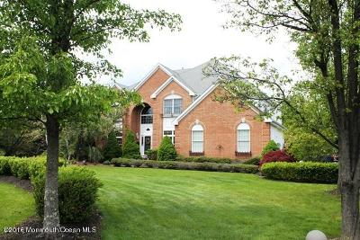 Freehold Single Family Home For Sale: 150 Lions Court