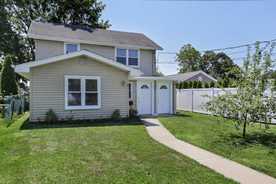 West Long Branch Multi Family Home Under Contract: 9 Thompson Street