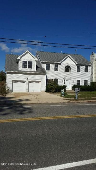 Point Pleasant Single Family Home For Sale: 1415 Dorset Dock Road