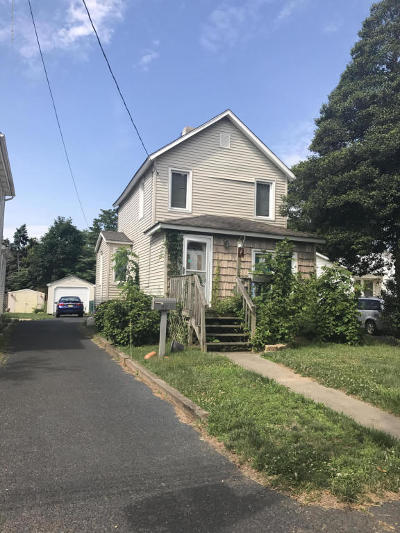 Long Branch Single Family Home For Sale: 286 W End Avenue
