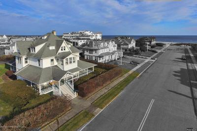 Avon-by-the-sea, Belmar, Bradley Beach, Brielle, Manasquan, Spring Lake, Spring Lake Heights Single Family Home Under Contract: 18 Madison Avenue