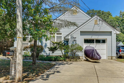Brick Single Family Home For Sale: 828 Applegate Avenue