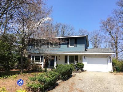 Jackson Single Family Home For Sale: 39 Marginal Road