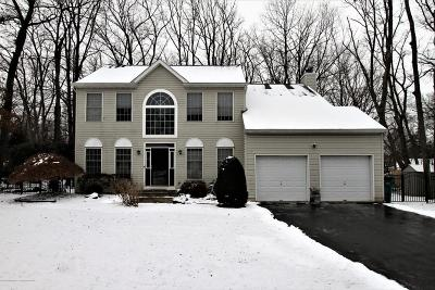 Howell Single Family Home For Sale: 15 Coral Drive