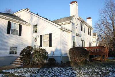 Wall Condo/Townhouse Under Contract: 79 Racquet Road