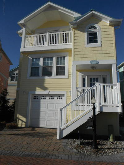 Beach Haven Condo/Townhouse For Sale: 804 E Bay Club Lane #13